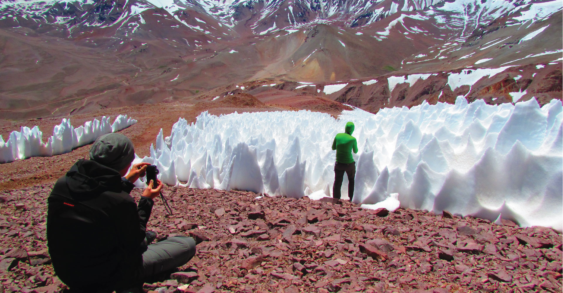 Venture into the Andes and marvel at the unique landscapes