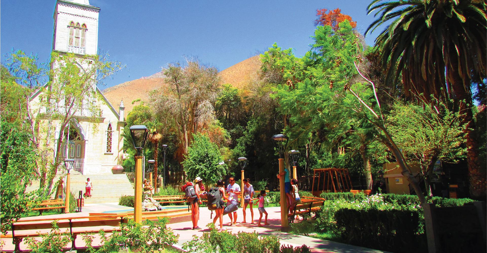 Interior del Valle: Pisco y pueblos típicos