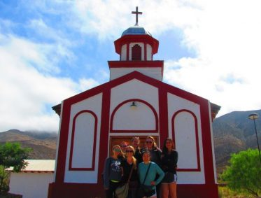 Tour alrededores- Gualliguaica